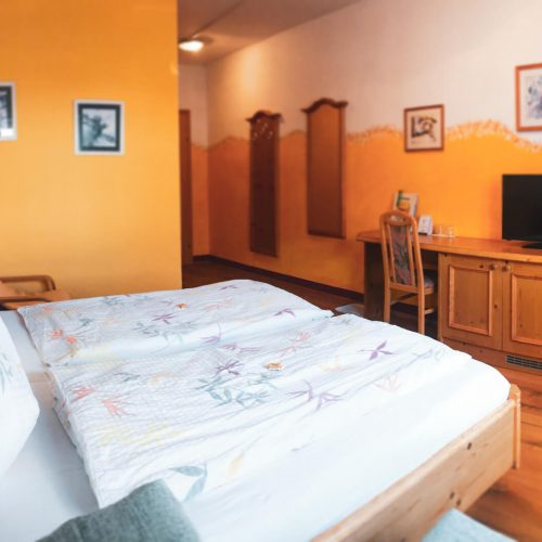 Komfortzimmer beim Maurerwirt